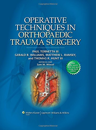 9781451102604: Operative Techniques in Orthopaedic Trauma Surgery