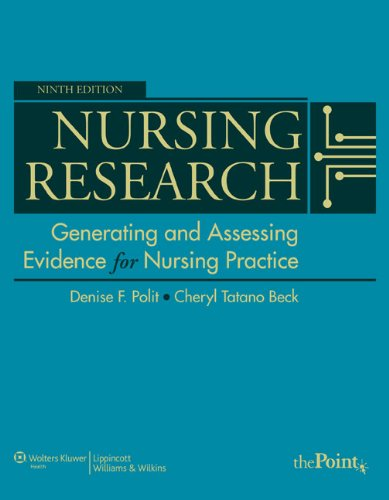 Nursing Research Textbook + Resource Manual w/ Toolkit Pkg (1451103018) by Denise F. Polit