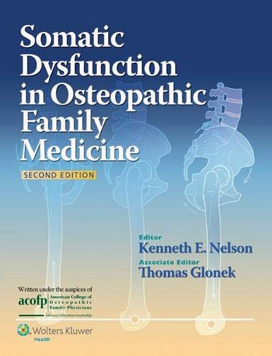 9781451103052: Somatic Dysfunction in Osteopathic Family Medicine