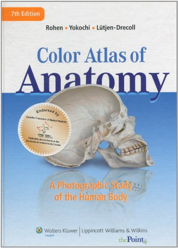 9781451103151: Color Atlas of Anatomy: A Photographic Study of the Human Body, Canadian Edition