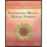 Psychiatric- Mental Health Nursing + Lippincott's Clinical Simulations + Psychiatric/ Mental Health Course Set Pkg (1451103255) by Lippincott Williams &. Wilkins; Videbeck, Sheila L.