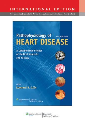 9781451107180 Pathophysiology Of Heart Disease A Collaborative