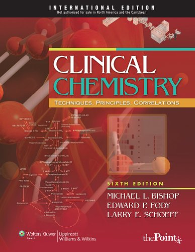 9781451109009: Clinical Chemistry: Techniques, Principles, Correlations