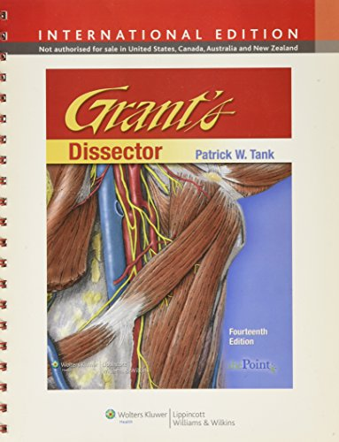 9781451109054: Grants Dissector International Edition