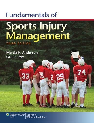 9781451109764: Fundamentals of Sports Injury Management