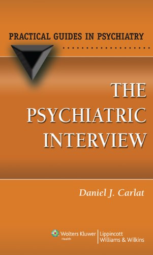 9781451110197: The Psychiatric Interview (Practical Guides in Psychiatry)