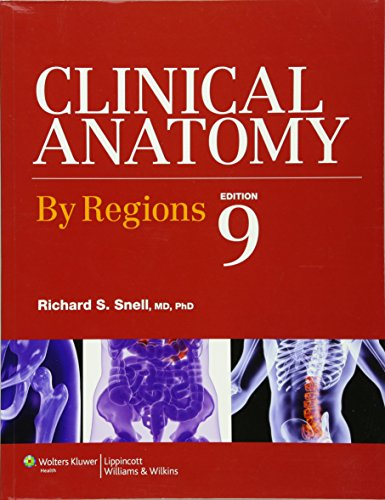 9781451110326: Clinical Anatomy by Regions