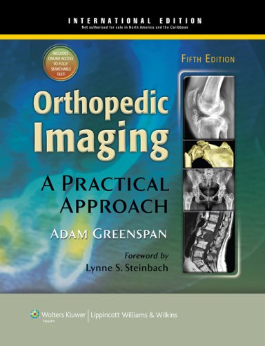 9781451110906: Orthopedic Imaging: A Practical Approach