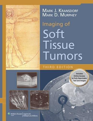 9781451116410: Imaging of Soft Tissue Tumors