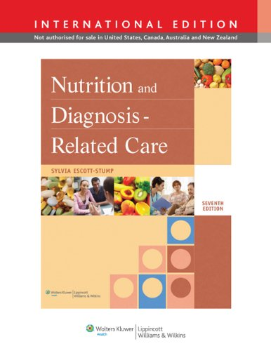 9781451117080: Nutrition and Diagnosis-Related Care
