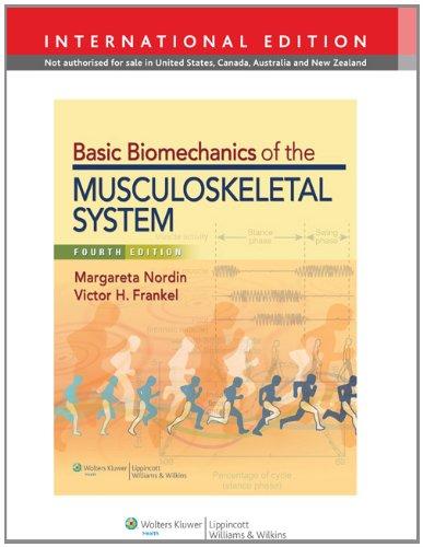 9781451117097: Basic Biomechanics of the Musculoskeletal System