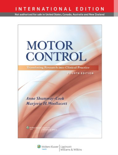 9781451117103: Motor Control: Translating Research Into Clinical Practice