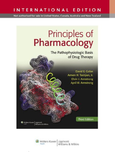 9781451118056: Principles Of Pharmacology - 3ª Edition