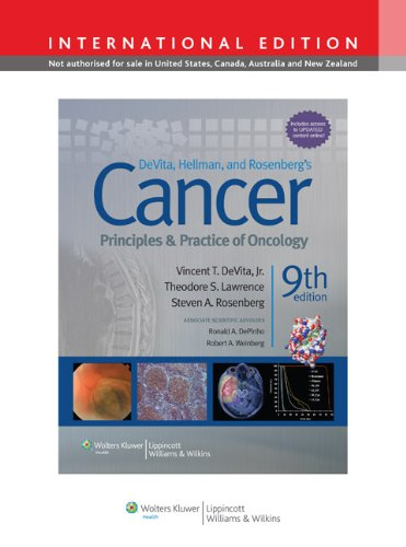 9781451118131: Devita, Hellman, and Rosenberg's Cancer: Principles and Practice of Oncology
