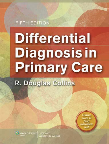 9781451118254: Differential Diagnosis in Primary Care