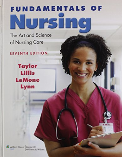 Fundamentals of Nursing: The Art and Science of Nursing [With Workbook] (1451118260) by Carol R. Taylor