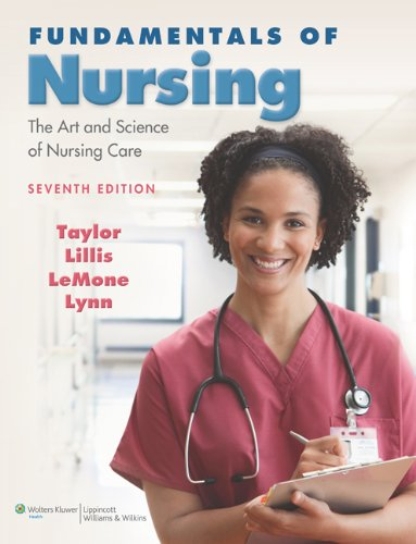 9781451118285: Fundamentals of Nursing 7e + Video Guide to Skills DVD Pkg