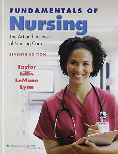 9781451118315: Fundamentals of Nursing: The Art and Science of Nursing Care [With Paperback Book and Study Guide]