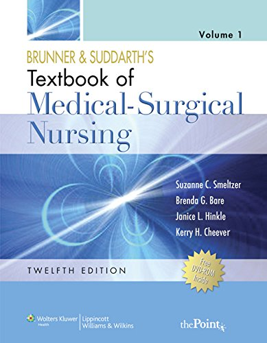 Smeltzer 12e, North American Edition in One Volume and Prep U Package (9781451118469) by Smeltzer, Suzanne C.
