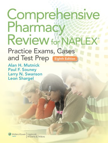 9781451119879: Comprehensive Pharmacy Review for NAPLEX with Access Code: Practice Exams, Cases, and Test Prep