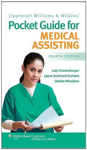 9781451120370: Lippincott Williams and Wilkins' Pocket Guide for Medical Assisting
