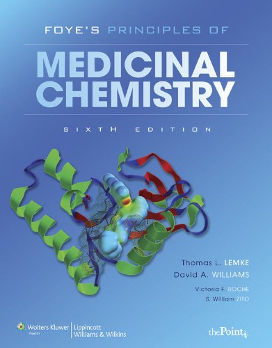9781451127744: Foye's Principles Medicinal Chemistry [With Book(s)]
