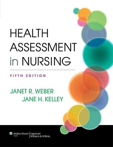 9781451142808: Health Assessment in Nursing