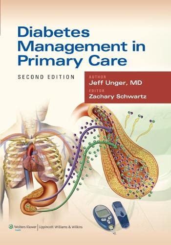 9781451142952: Diabetes Management in Primary Care
