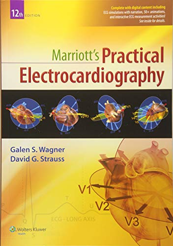 9781451146257: Marriott's Practical Electrocardiography