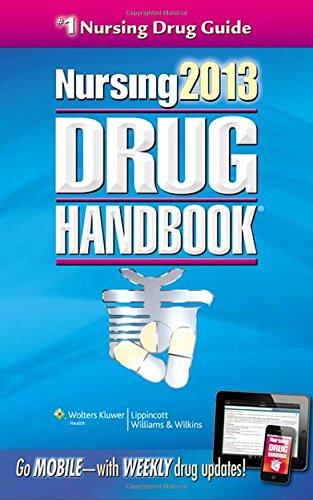 Nursing2013 Drug Handbook (Nursing Drug Handbook): Lippincott Williams &
