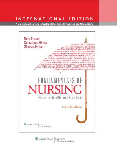 9781451172058: Fundamentals of Nursing: Human Health and Function