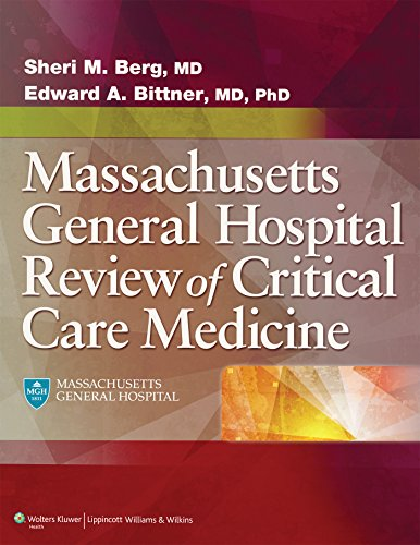 9781451173680: Massachusetts General Hospital Review of Critical Care Medicine