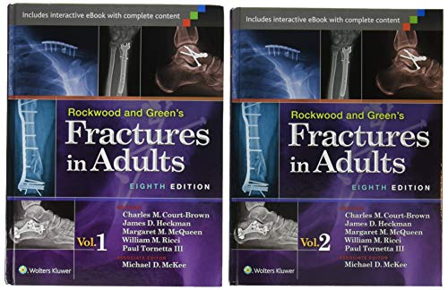 9781451175318: Rockwood and Green's Fractures in Adults (2 Volume Set) (Fractures in Adults (Rockwood and Green's))