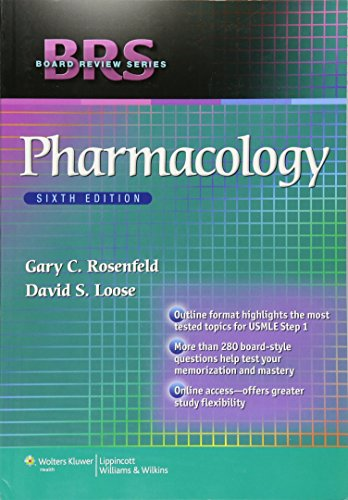 PDF) BRS Pharmacology (Board Review Series) 6E
