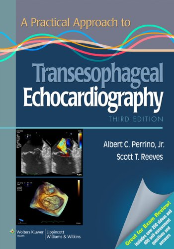 9781451175608: A Practical Approach To Transesophageal Echocardiography