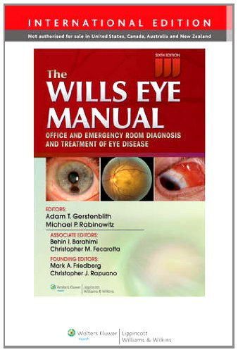 The Wills Eye Manual: Hill, Harry