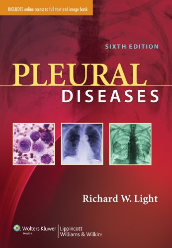9781451175998: Pleural Diseases