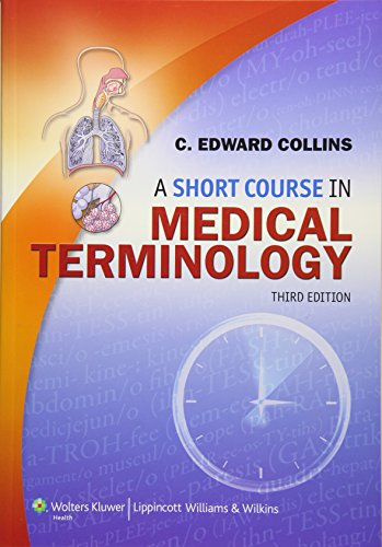 9781451176063: A Short Course in Medical Terminology