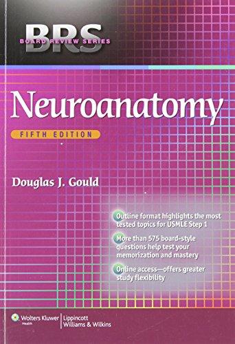 9781451176094: BRS Neuroanatomy (Board Review Series)