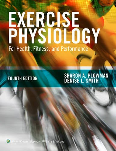 9781451176117: Exercise Physiology for Health Fitness and Performance