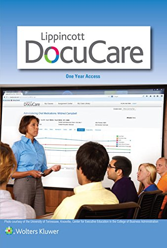 Lippincott's DocuCare One-Year Access: Lippincott