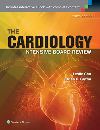9781451176711: Cardiology Intensive Board Review