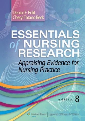 9781451176797: Essentials of Nursing Research: Appraising Evidence for Nursing Practice