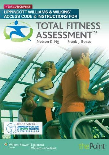 9781451185034: Total Fitness Assessment