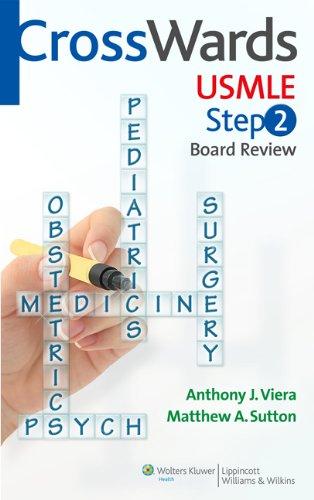 9781451185263: CrossWards USMLE Step 2 Board Review