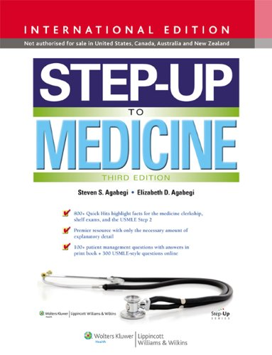 9781451186178: Step-up to Medicine (Step-Up Series)