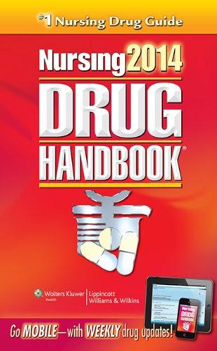 Nursing2014 Drug Handbook (Nursing Drug Handbook): Lippincott Williams &