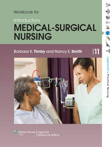 9781451187229: Workbook for Introductory Medical-Surgical Nursing