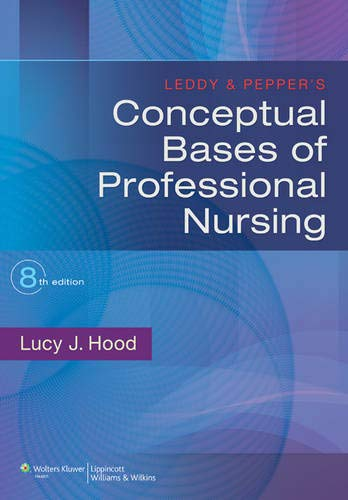 Conceptual Bases of Professional Nursing: Hood, Lucy
