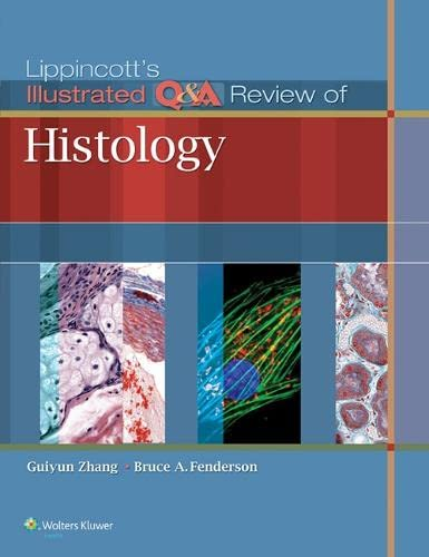 9781451188301: Lippincott's Illustrated Q&A Review of Histology
